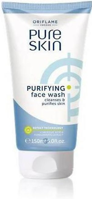Oriflame Pure Skin Purifying Face Wash 150 ML