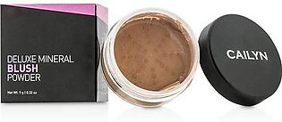 Cailyn Deluxe Mineral Blush Powder Burnt Orange