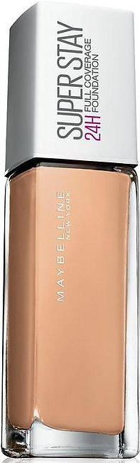 Maybelline Superstay 24H Full Coverage Foundation Ivory 10