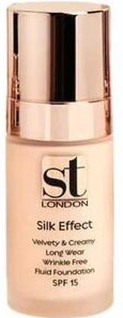 Sweet Touch London Silk Effect Foundation – Ivory