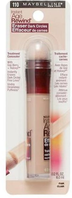 Maybelline Instant Age Rewind Eraser Dark Circles Treatment Concealer 110 Fair