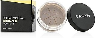 Cailyn Deluxe Mineral Bronzer Powder Golden Rose