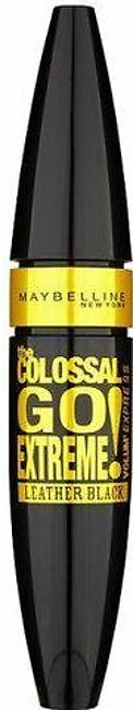 { Clearance } Maybelline Colossal Go Extreme Mascara Leather Black