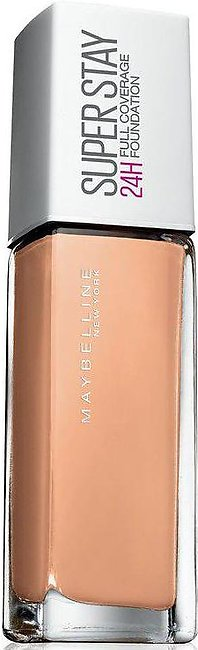 Maybelline Superstay 24H Full Coverage Foundation Sand 30