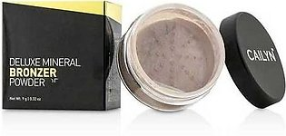 Cailyn Deluxe Mineral Bronzer Powder Golden Peach