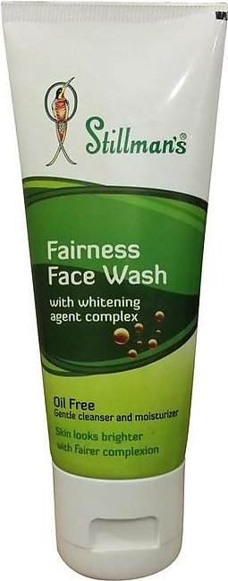 Stillman's Fairness Face Wash Whitening Agent Complex