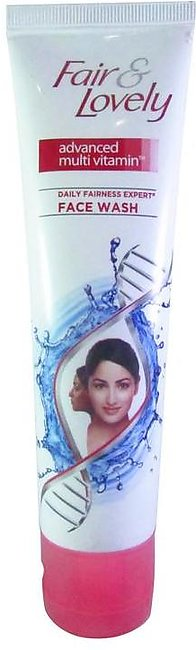 Fair & Lovely Advanced Multi Vitamin Daily Fairness Face Wash