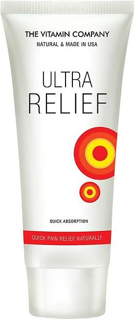 The Vitamin Company Ultra Relief Gel