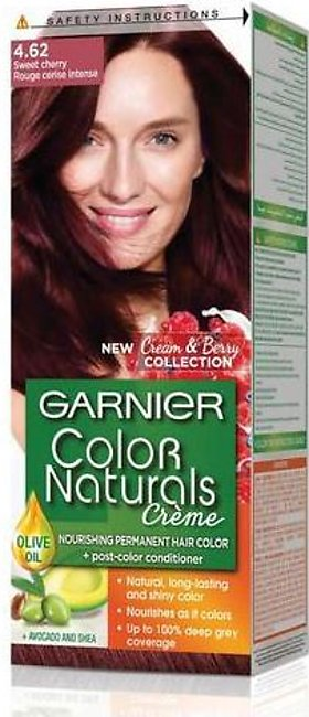 Garnier Color Naturals Hair Color Sweet Cherry 4.62
