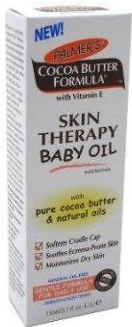 Palmer's Cocoa Butter Formula Skin Therapy Baby Oil 250 ML
