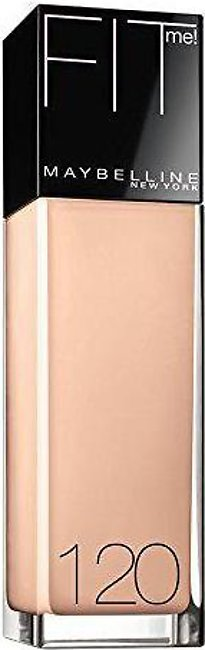 Maybelline Fit Me Foundation Classic Ivory 120
