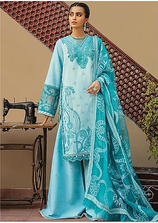 Vaada by Republic Womenswear Embroidered Lawn Unstitched 3 Piece Suit RW20V 0...
