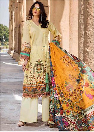 Umang by Motifz Embroidered Lawn Unstitched 3 Piece Suit MT20U 2533 - Summer Co…