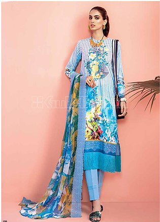 Gul Ahmed Embroidered Jacquard Unstitched 3 Piece Suit GA20PL CT-262 - Spring /…