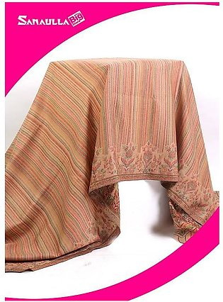 Fawn Printed Pashmina Shawls for ladies - SW 243