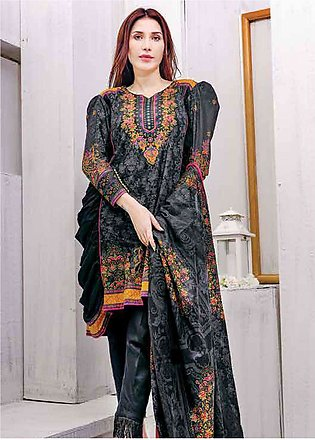 Five Star Printed Lawn Unstitched 3 Piece Suit FS19L 1206A - Spring / Summer ...