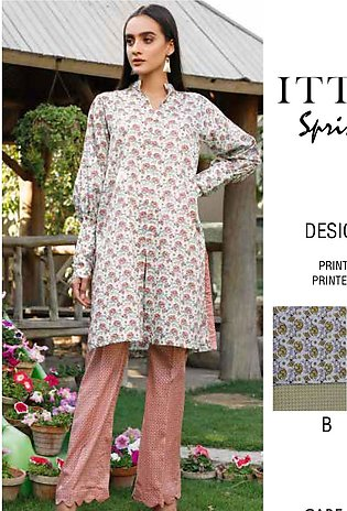 Rangoli by Ittehad Textiles Printed Lawn Unstitched 2 Piece Suits IT20R 17A -...
