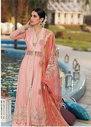 Firaaq by Anaya Embroidered Lawn Unstitched 3 Piece Suit F20AKC 06 Shazreh - ...