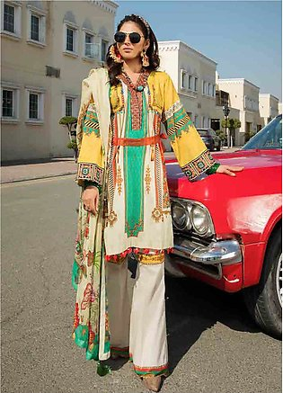 Umang by Motifz Embroidered Lawn Unstitched 3 Piece Suit MT20U 2515 - Summer ...
