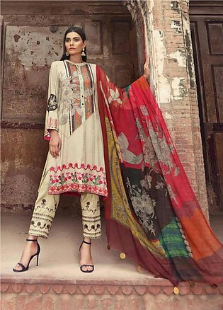 Sheen by Charizma Embroidered Viscose Unstitched 3 Piece Suit SHN19V 08 - Win...