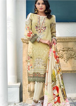 Sanoor by Noor Fatima Embroidered Lawn Suits Unstitched 3 Piece SN21SS D-267 - …