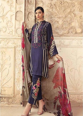 Sheen by Charizma Embroidered Viscose Unstitched 3 Piece Suit SHN19V 07 - Win...