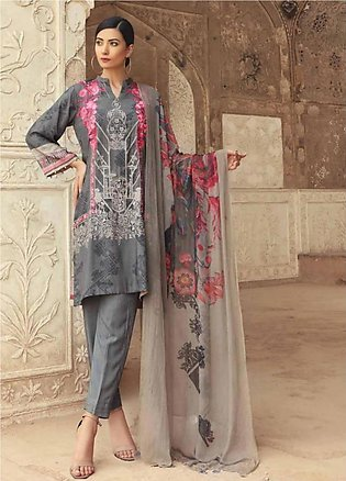 Sheen by Charizma Embroidered Viscose Unstitched 3 Piece Suit SHN19V 11 - Win...