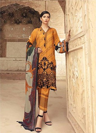 Sheen by Charizma Embroidered Viscose Unstitched 3 Piece Suit SHN19V 01 - Win...
