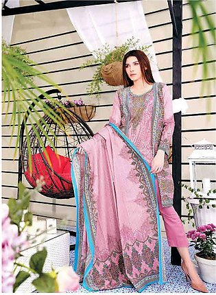 Five Star Printed Lawn Unstitched 3 Piece Suit FS19L 1214A - Spring / Summer ...