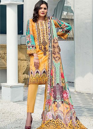 Sanoor by Noor Fatima Embroidered Lawn Suits Unstitched 3 Piece SN21SS D-265 - …