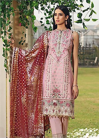 Firaaq by Anaya Embroidered Lawn Unstitched 3 Piece Suit F20AKC 02 Alayna - L...