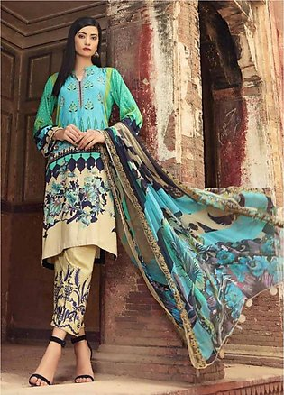 Sheen by Charizma Embroidered Viscose Unstitched 3 Piece Suit SHN19V 04 - Win...