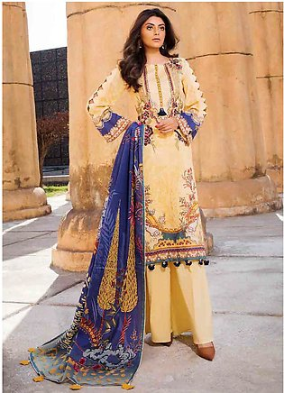 Umang by Motifz Embroidered Lawn Unstitched 3 Piece Suit MT20U 2521 - Summer Co…