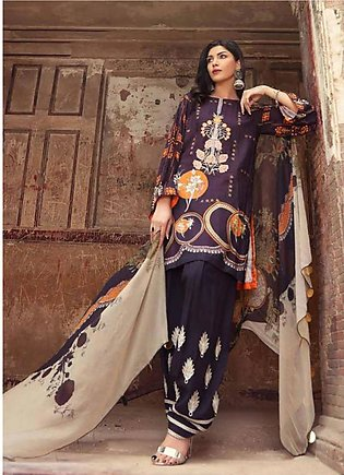 Sheen by Charizma Embroidered Viscose Unstitched 3 Piece Suit SHN19V 09 - Win...
