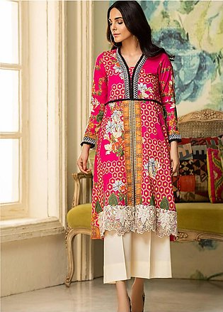 Kross Kulture Embroidered Lawn Unstitched 2 Piece Suit KK20ZS-2 BEEHIVE MZB-0...
