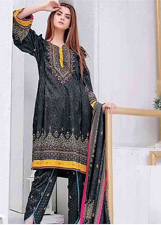 Five Star Printed Lawn Unstitched 3 Piece Suit FS19L 1210A - Spring / Summer ...
