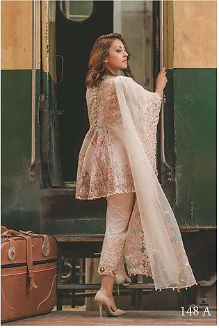 Rang Rasiya Embroidered Lawn Unstitched 3 Piece Suit RGR17C 148A