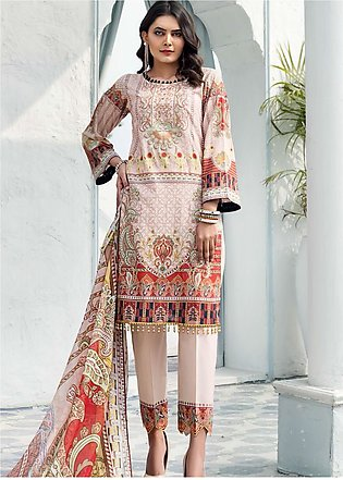 Sanoor by Noor Fatima Embroidered Lawn Suits Unstitched 3 Piece SN21SS D-271 - …