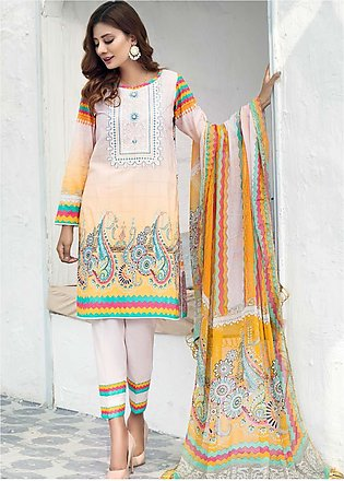 Sanoor by Noor Fatima Embroidered Lawn Suits Unstitched 3 Piece SN21SS D-259 - …