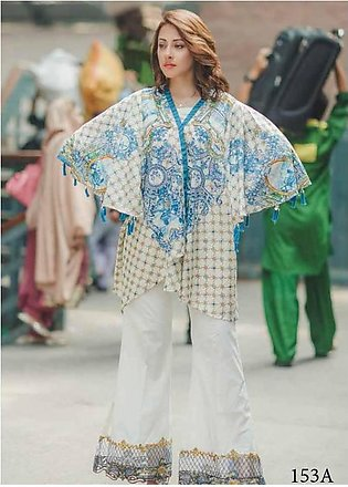 Rang Rasiya Embroidered Lawn Unstitched 3 Piece Suit RGR17C 153A