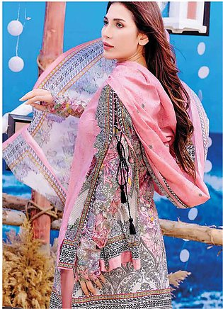 Five Star Printed Lawn Unstitched 3 Piece Suit FS19L 1223C - Spring / Summer ...