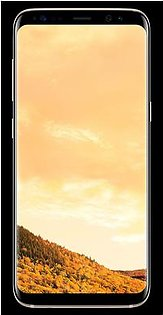 Samsung Galaxy S8 Plus G955FD Dual Sim (4G, 64GB, Maple Gold) With Official Warranty