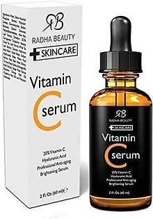 Radha Beauty Vitamin C Serum for Face,
