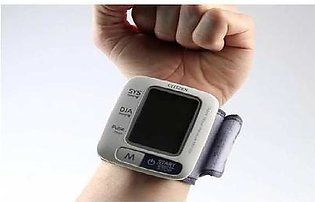 The8pm Store-Lahore Lower Arm Fully Automatic Wrist Digital Blood Pressure Monitors