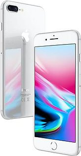 Apple iPhone 8 Plus (4G, 64GB, Silver) Without Facetime 1 Year Official Warranty