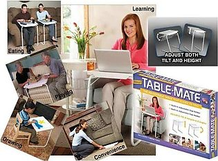 Multi Functional Laptop Table Mate 4 Laptop Stand