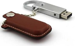 Abdul Rehman Traders TZA Faster 64gb Metal USB flash drive with Leather pouch