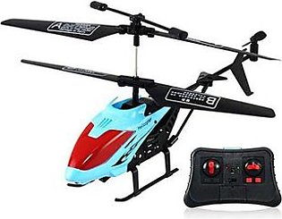 The8pm Lh 1602 - Rechargeable Remote Control Helicopter For Beginners-Red & Blue