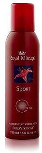 WB By Hemani Royal Mirage Sport Body Spray
