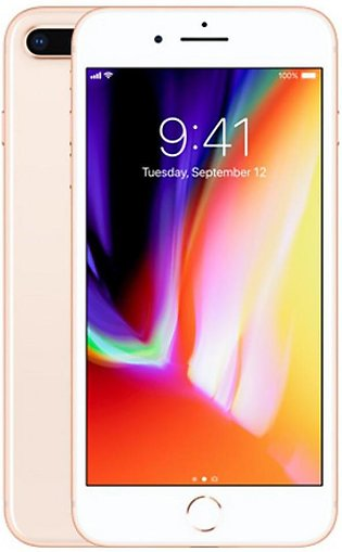 Apple iPhone 8 Plus (4G, 256GB, Gold) Without Facetime 1 Year Official Warranty